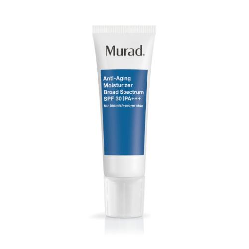 anti aging blemish moisturizer